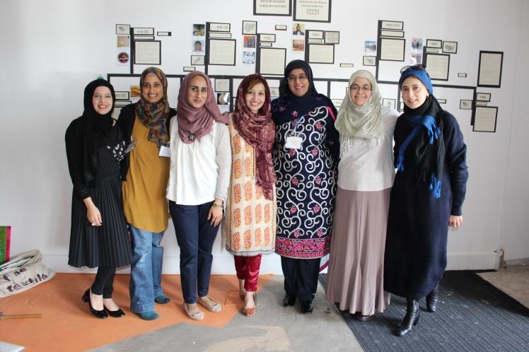 Saturday MWM Team