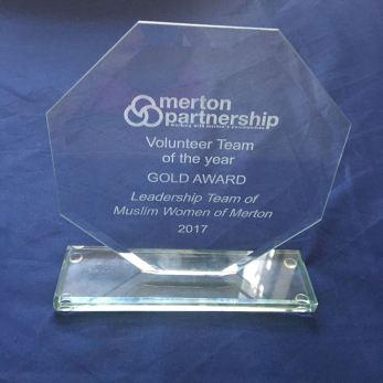 Gold Award Prize